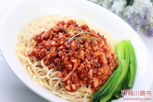 """天津最好吃的津门独有""""捞面席"""""""