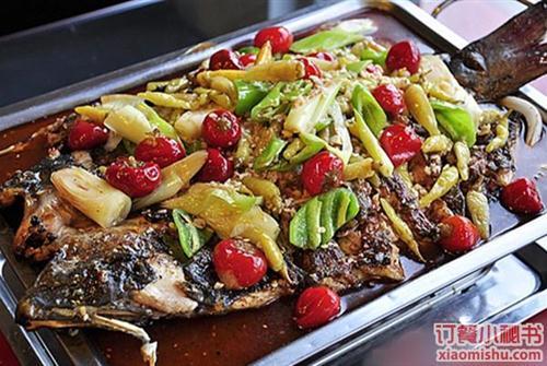 杭州最好吃的烤鱼