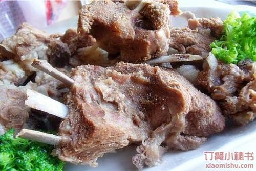 西安最好吃的手抓羊肉