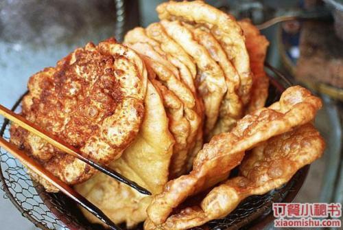 北京最好吃的糖油饼