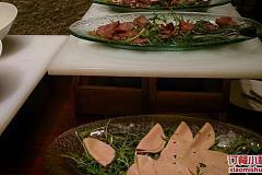 川沙站 绿地铂骊酒店中餐厅