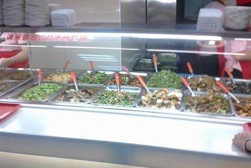 新小巷美食城大四方店美食行宫在于图片