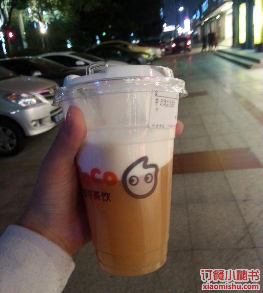 常州coco奶茶