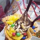 berry bomb酸奶冰淇淋 小寨海港城店