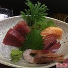 三文魚刺身