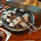金家鳗鱼小火盆烤肉