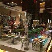 南亚风情园豪生大酒店自助餐厅