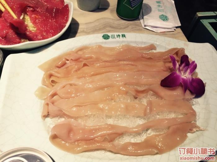 九尺鹅肠,大龙燚火锅(大木桥路店) 九尺鹅肠价格【的.