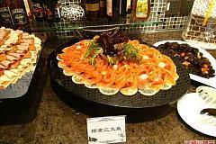 高桥公园 科雅国际大酒店 汉通海鲜自助餐厅
