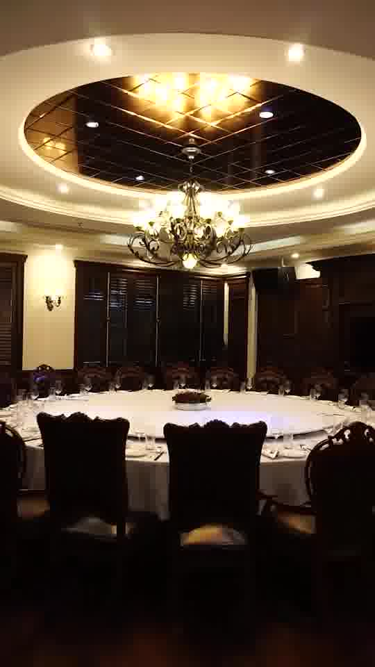 古典、大气,宴请客户最适合不过了