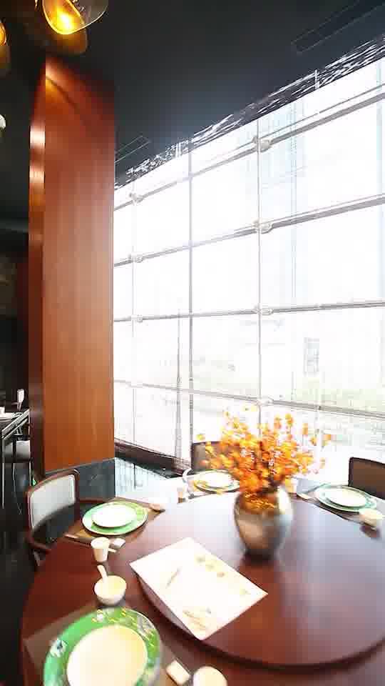 视野宽阔的有文化内涵餐厅