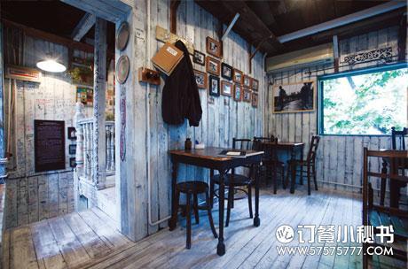 国外咖啡店装修风格