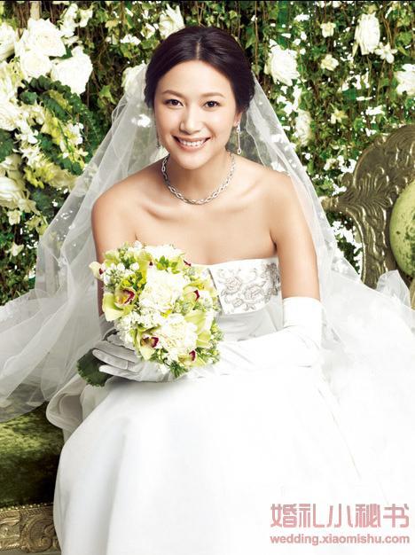 徐静蕾式文艺女青年婚纱写真-甜蜜婚照-圆桌网