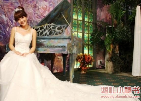 《爱情公寓》唐悠悠新娘造型