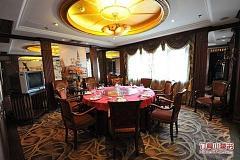 锦江饭店 老夜上海