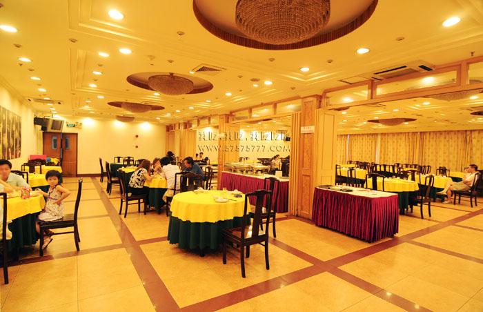 上海- 千岛湖鱼味馆(黄浦店)餐厅大厅图片 - 订餐小