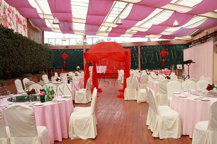 绿谷别墅酒店中餐厅宴厅婚宴大厅别墅-上海-小v别墅层图纸的4图片图片