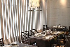 锦江饭店 赛美蓉海鲜牛排自助餐