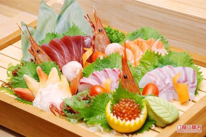 长宁区 动物园/虹桥机场 日本料理 广东/进口海鲜 满月 菜品 刺身拼盘