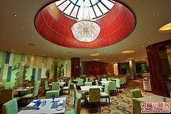 上海儿童医学中心站 上海浦东丽晟假日酒店多瑙河全日自助餐厅