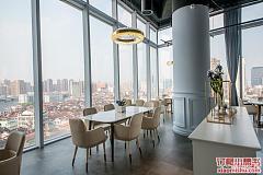 大悦城 鸢尾天空法餐厅