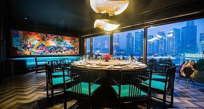 上海灘餐廳(BFC外灘金融中心店) 圖片