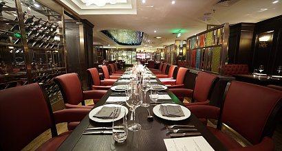 J prime牛排海鲜餐厅 图片
