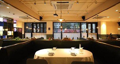 上只角餐室 图片