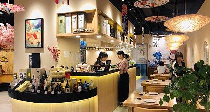 酒箸日本料理 图片