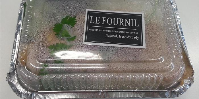 LE FOURNIL by Talk Tan