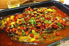 靈巖南路站 巴香魚宴巫山烤全魚