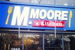 M.MOORE's
