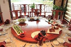 山阳田园 水上餐厅