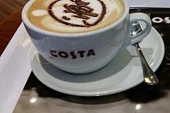 上海賽車場站 COSTA COFFEE