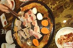 银杏树韩式锅盖烤肉 新淮海坊店