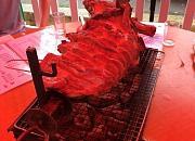 蒙古鞑子炭火烤羊腿 清滨路店