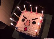 Isabella创意蛋糕