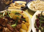 马尔龙新疆饭店清真 莲花店