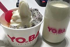 YOBA酸奶冰淇淋 长泰广场店