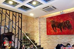 上海师范大学 今日牛事潮汕鲜牛肉火锅