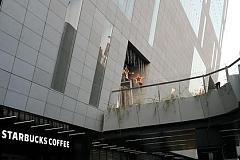 星巴克 近铁城市广场店 starbucks coffee