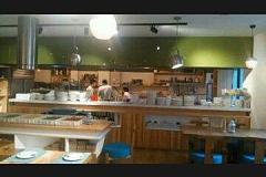 華山醫院 布魯餐廳 親子餐廳