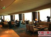 郑州绿地JW万豪酒店大堂吧