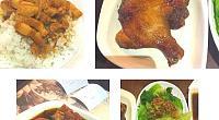 台湾正宗卤肉饭 图片