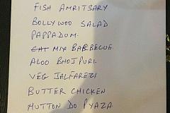 宝莱坞印度餐厅