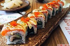 家乐福宝山店 林妈妈刺身寿司