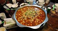 极速达快餐烧腊双拼酸菜鱼鸡米饭 图片