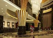 宝亨达国际大酒店玫瑰金西餐厅