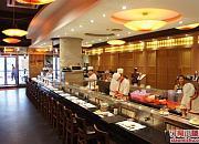 花田回转寿司日本料理铁板烧