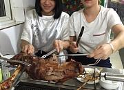 永聚碳烤羊排 江城路店